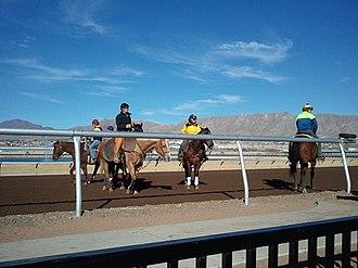 Sunland Park Racetrack & Casino - Image: SP Racetrack