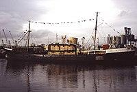 SS Explorer, Leith Docks - geograph.org.uk - 968725.jpg