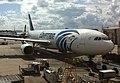 SU-GDV Airbus A330 Egypt Air (9569767673).jpg