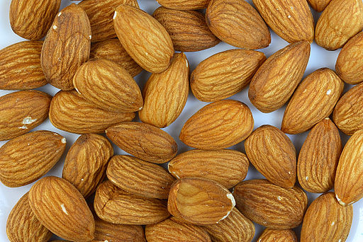 512px Sa almonds What Are The Top 10 Healthy Foods?