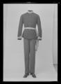 Sabelkoppel till uniform för överste vid ungerska inf. regementet nr, 60, Gyulay - Livrustkammaren - 17846.tif