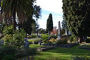 Sacramento Historic City Cemetery view