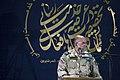Saeed Ghasemi سخنرانی سعید قاسمی فرمانده سابق جنگ در قصر شیرین 32.jpg