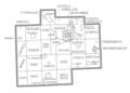 Saginaw County, MI census map.png