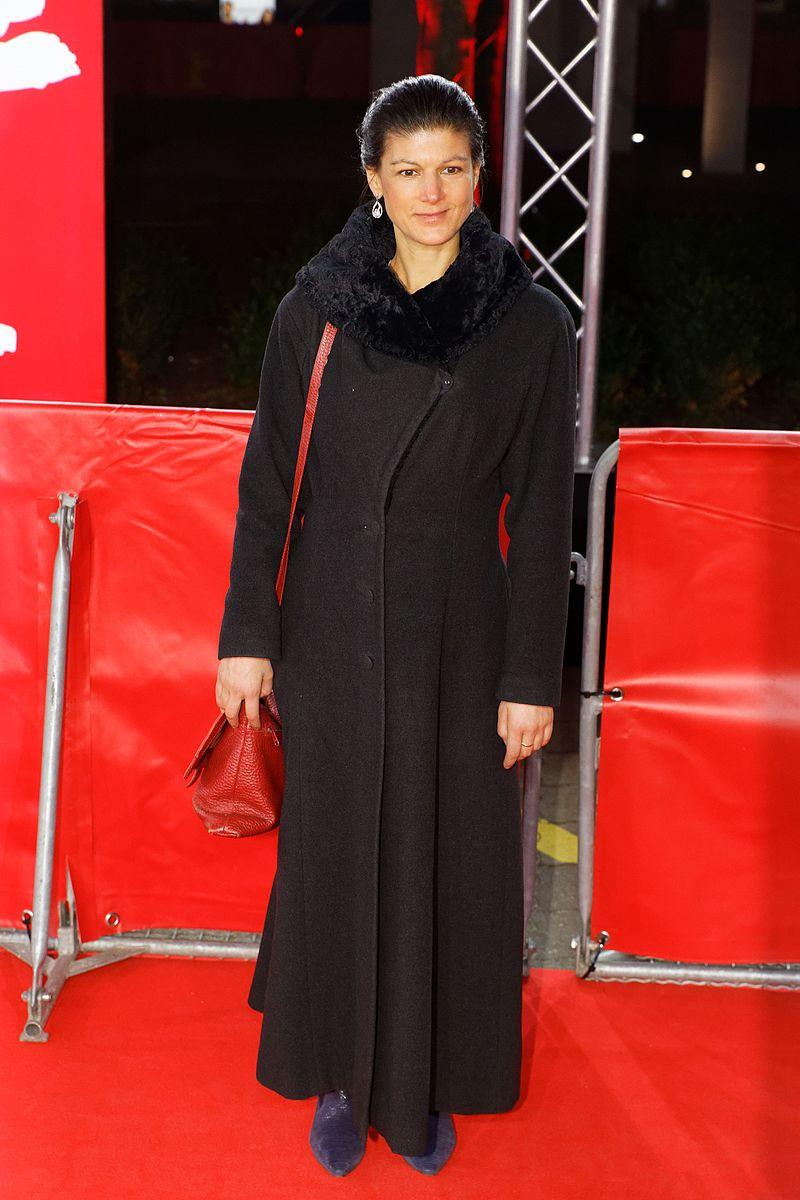 Sahra Wagenknecht Weltpremiere Der junge Karl Marx Berlinale 2017.jpg
