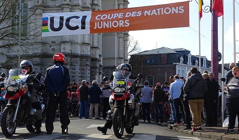 Saint-Amand-les-Eaux - Paris-Roubaix juniors, 10 avril 2016, départ (C34).JPG