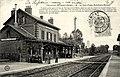 Saint-Gobert La Gare en 1906.jpg