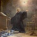 Saint Benoît en prière de Jean Restout.jpg