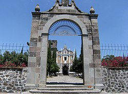 Saint Francis of Assisi Church, Tepeyanco, Tlaxcala, México01.jpg