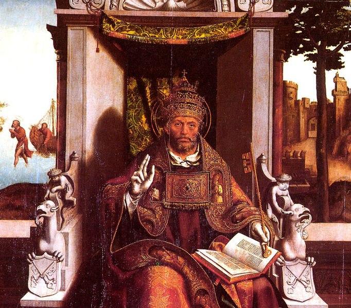 Saint Peter by Gr%C3%A3o Vasco