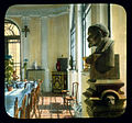 Saint Petersburg. Yelagin Palace interior of palace, with bust of Lenin.jpg