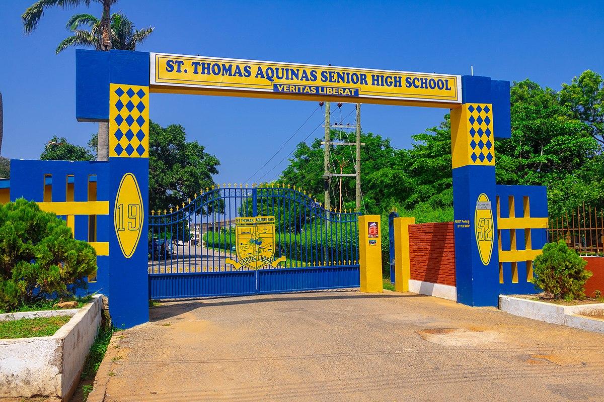 st  thomas aquinas senior high school
