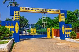 St. Thomas Aquinas Senior High School Public senior high day school in Osu, Accra, Greater Accra Region, Ghana