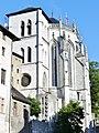 Sainte-Chapelle et grand carillon du château de Chambéry (été 2017).JPG