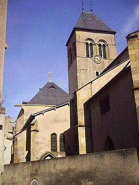 Image illustrative de l'article Église Saint-Eucaire