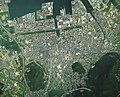 Sakaide city center area Aerial photograph.2007.jpg