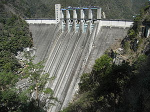 Hydroelectricity in Japan - The Sakuma Dam