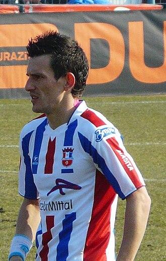 Adrian Sălăgeanu - Image: Salageanu in March 2011