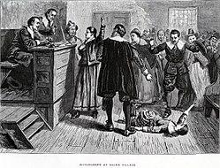 セイラム魔女裁判 - Wikipedia