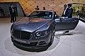 Salon de l'auto de Genève 2014 - 20140305 - Bentley NewGTSpeed.jpg