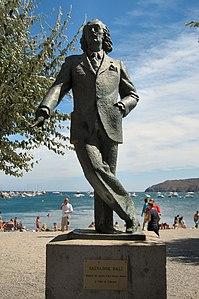Salvador Dali - Statue - Cadaques - Spain.jpg