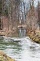 Salzburg - Morzg - Almkanal - 2018 03 22 - 4 - Einmündung Rosittenbach.jpg