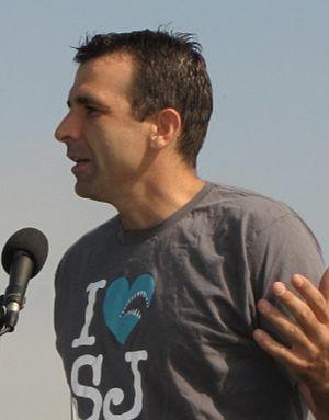 San Jose mayoral election, 2014 - Image: Sam Liccardo (cropped)