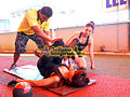 Sameera Reddy Works out in Gym (5).jpg