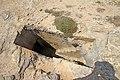San GIovanni di Sinis, Tomba fenicia (oggi usata come latrina pubblica) - panoramio.jpg