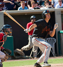 San Jose Giants - Jarrett Parker 10-Apr-2011.jpg
