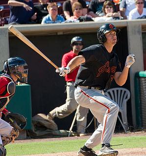 Jarrett Parker American baseball player