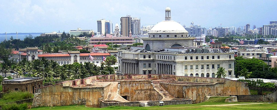 San Juan skyline