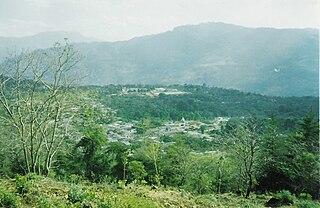 San Antonio Huista Municipality in Huehuetenango, Guatemala