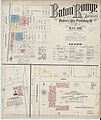 Sanborn Fire Insurance Map from Baton Rouge, East Baton Rouge Parish, Louisiana. LOC sanborn03275 001-1.jpg