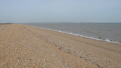 Sandwich Bay Beach - geograph.org.uk - 2356857