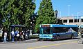 Sandy Area Metro bus at Gresham TC in 2011.jpg