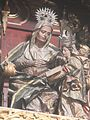 Santa Ana y la Virgen Niña. Retablo mayor de San Dionisio de Jerez.JPG