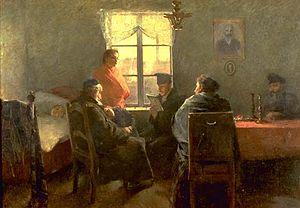 Samuel Hirszenberg - Image: Sanuel Hirszenberg The Sabbath Rest