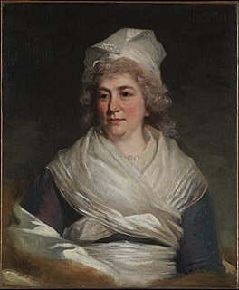 Sarah Franklin Bache Daughter of Benjamin Franklin