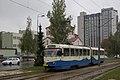 Sarajevo Tram-207 Line-3 2011-10-21.jpg