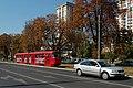 Sarajevo Tram-261 Line-2 2011-10-04.jpg