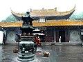 Sarira Hall of Ashoka Temple in Ningbo.JPG