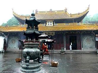 Yinzhou District, Ningbo - King Ashoka Temple