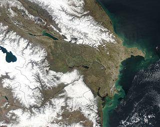 Geography of Azerbaijan