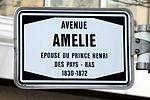 Schëld Avenue Amélie.jpg