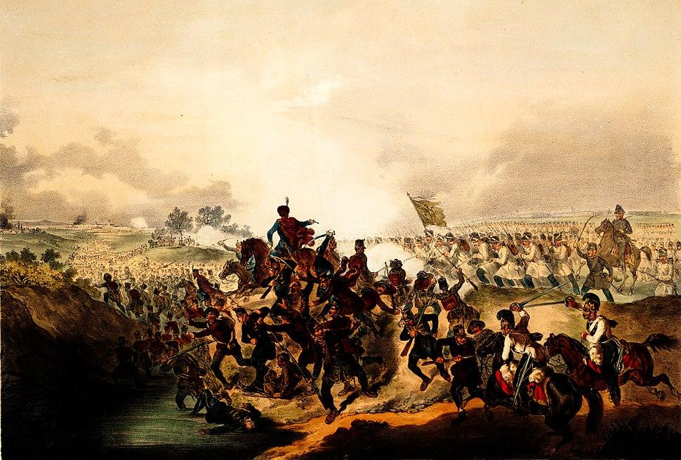 Schlacht von Temesvar am 9 August 1849
