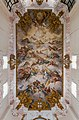 Schlosskirche, Bad Mergentheim, Ceiling 20150726 3.jpg