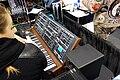 Schmidt Analog Synthesizer (2013) - angled left 2 - 2015 NAMM Show.jpg