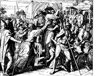 Schnorr von Carolsfeld Bibel in Bildern 1860 043