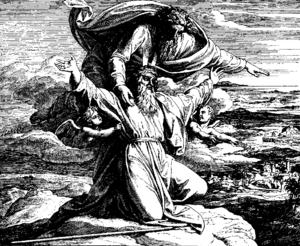 Schnorr von Carolsfeld Bibel in Bildern 1860 064